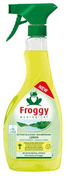 Froggy badkamerreiniger C2C