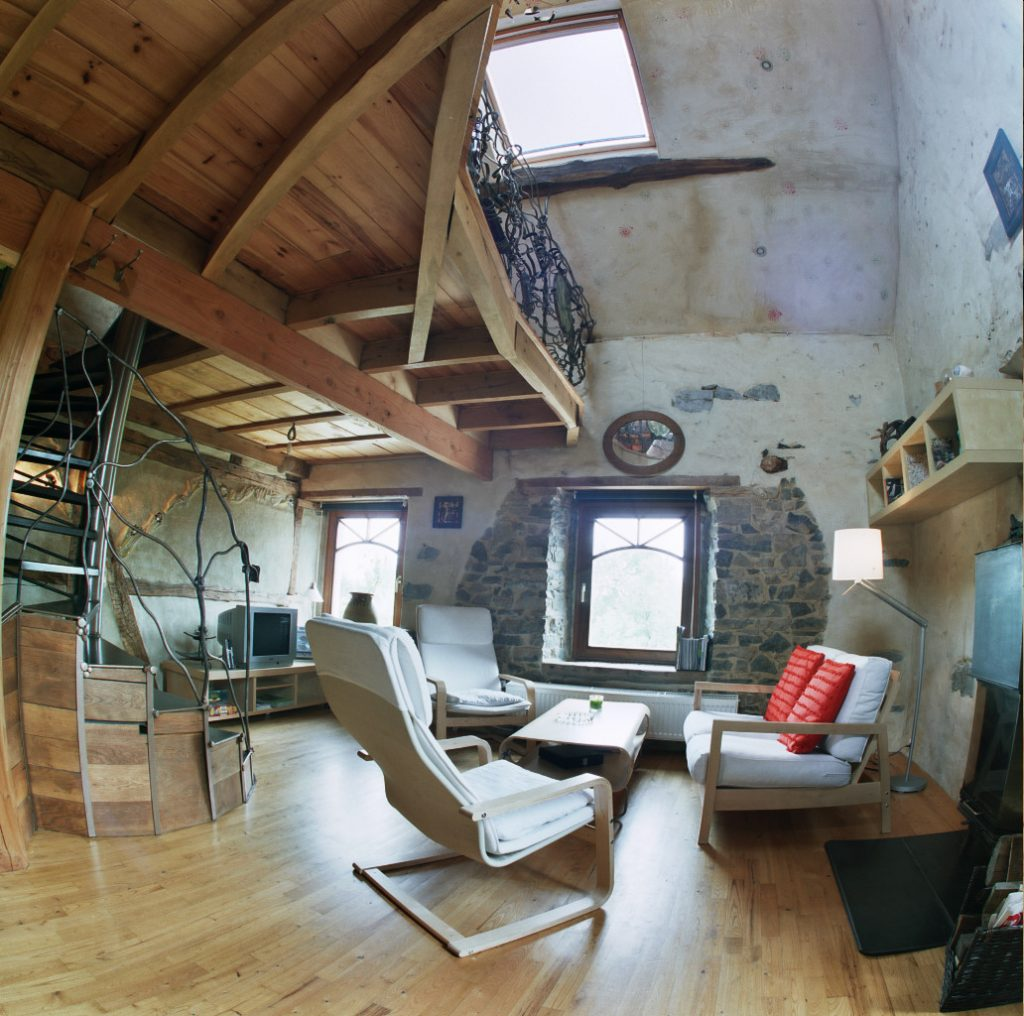Biogite Longueville in Durbuy interieur