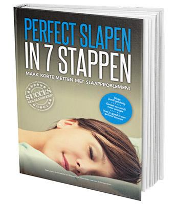 Boek Perfect slapen in 7 stappen - William van der Klaauw van Slaapwijzer