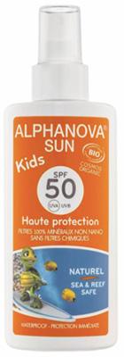 Alphanova Sun biologische, natuurlijke zonnebrand