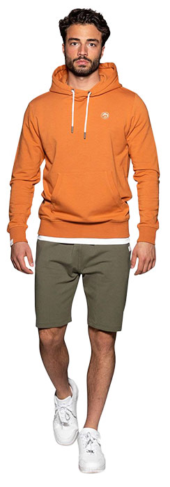 Bamigo bamboe hoodie en korte jogging
