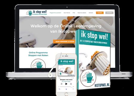 Stoppen met roken online programma