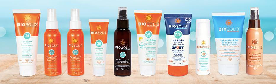 Biosolis - biologische zonneproducten