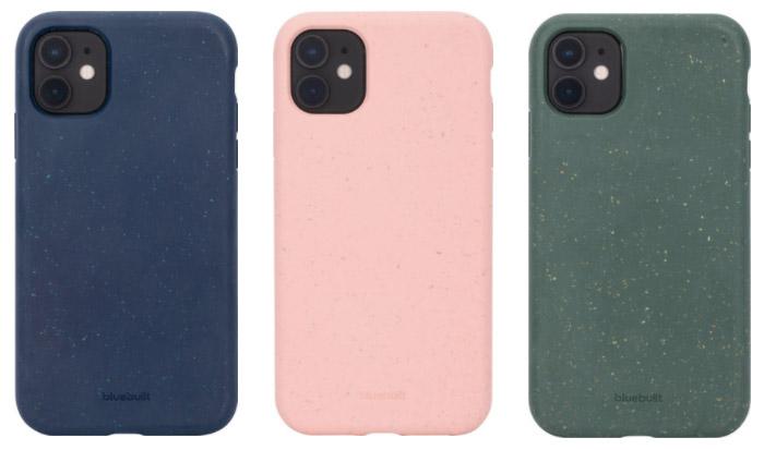 bluebuilt biologisch afbreekbaar telefoonhoesje