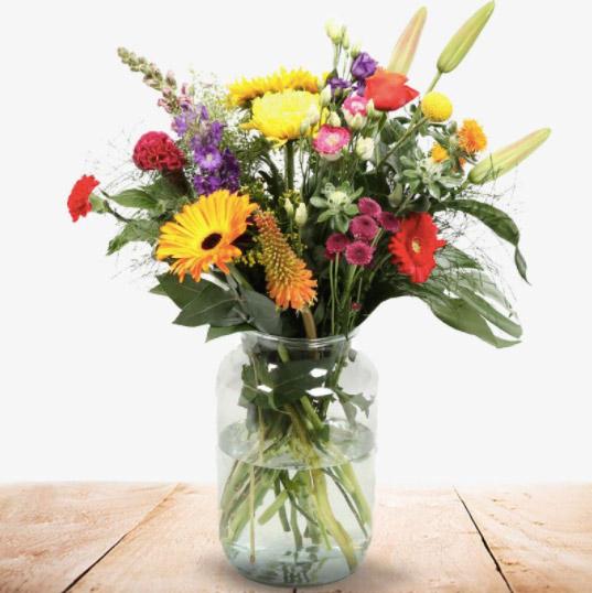 Duurzame bloemen als cadeau