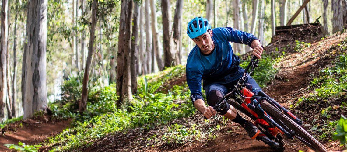 Duurzaam, ecologisch en bewust het bos in met de mountainbike