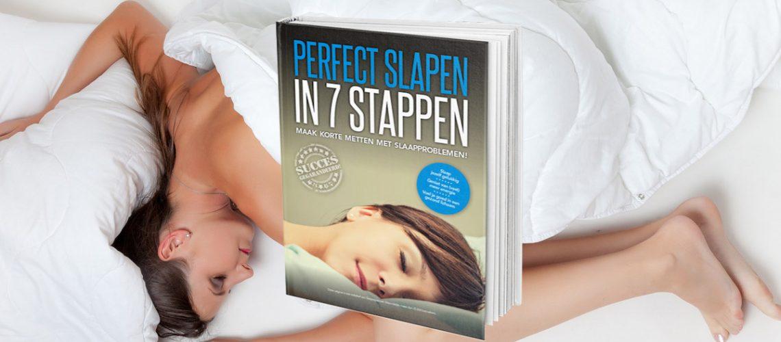 Perfect slapen in 7 stappen - review boek van William van der Klaauw