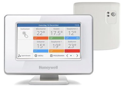 honeywell-evohome-slimme-thermostaat