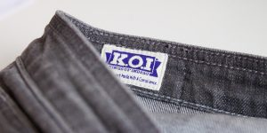 Kings of Indigo - review ecologische jeans
