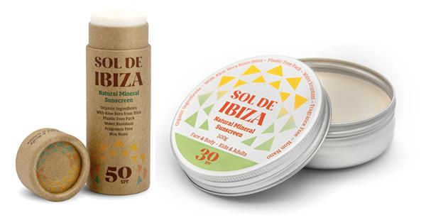 Sol de Ibiza zerowaste zonnebrand