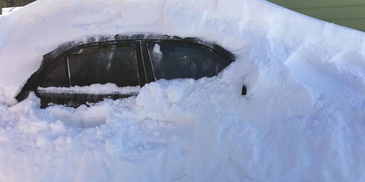 Veilig op de weg in de winter